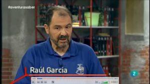 La aventura del saber – Raúl García- 40 Aniversario DSS63