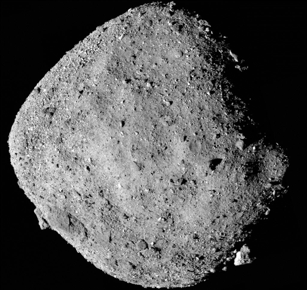 Primera detección de azúcares en meteoritos da pistas sobre el origen de la vida.
