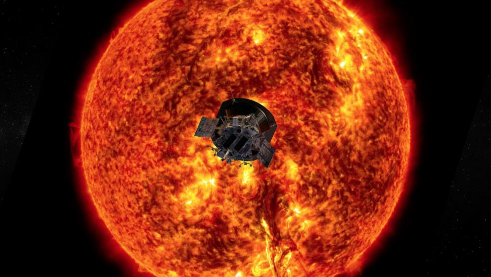 NASA presentará los primeros hallazgos de la misión Solar Probe por teleconferencia en los medios.