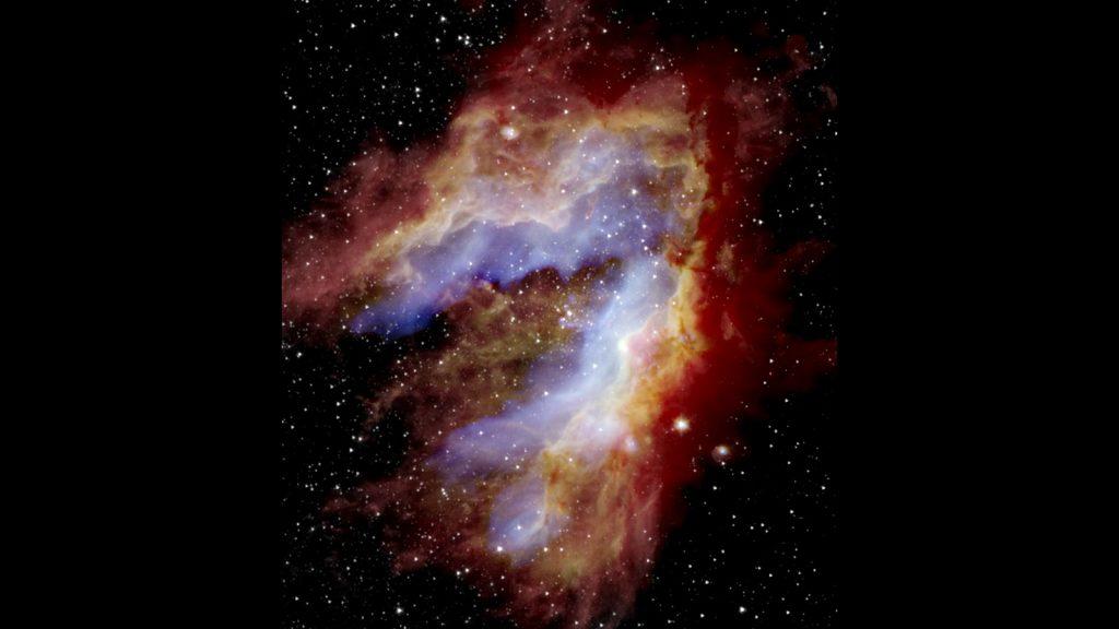 SOFIA revela cómo eclosionó la nebulosa del cisne.