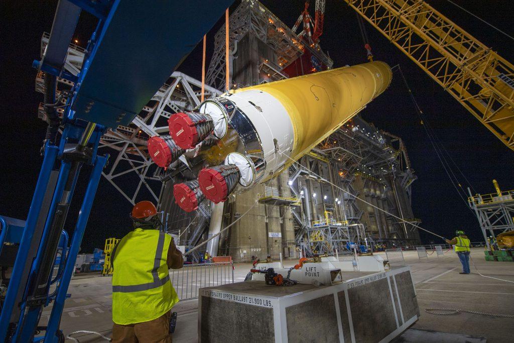 El programa Artemis de la NASA y el Centro Espacial Stennis prepararon el escenario para las pruebas de 2020.