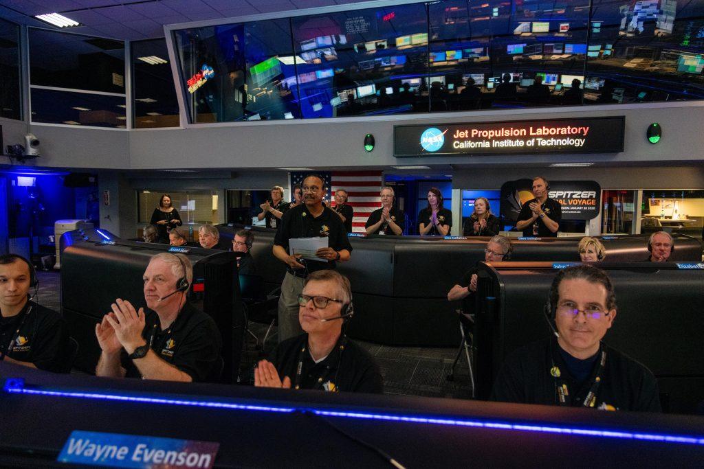 El telescopio espacial Spitzer de la NASA finaliza la misión de descubrimiento astronómico.