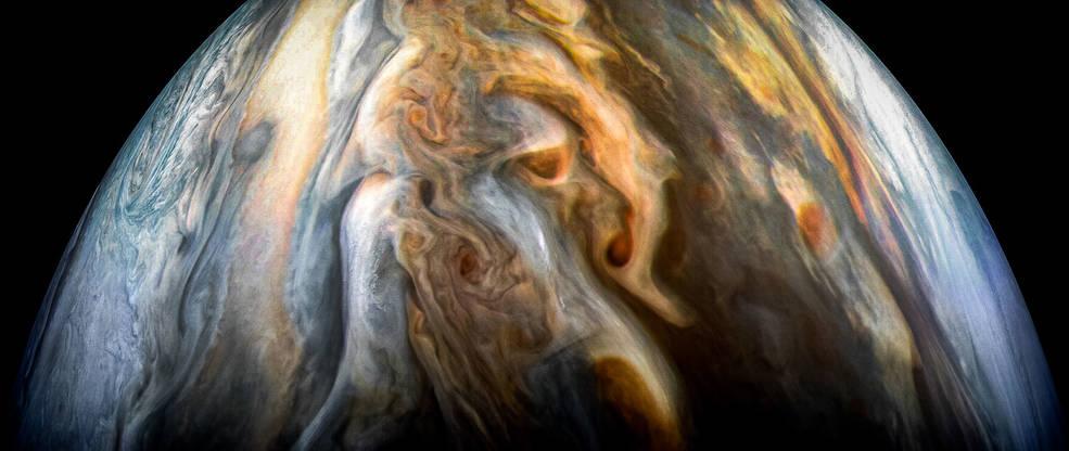 La misión Juno de la NASA desvela recientes hallazgos del misterio del agua en Júpiter.
