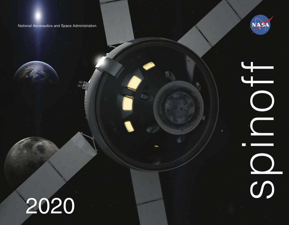 Nueva publicación de Spinoff comparte cómo las innovaciones de la NASA benefician la vida en la Tierra.
