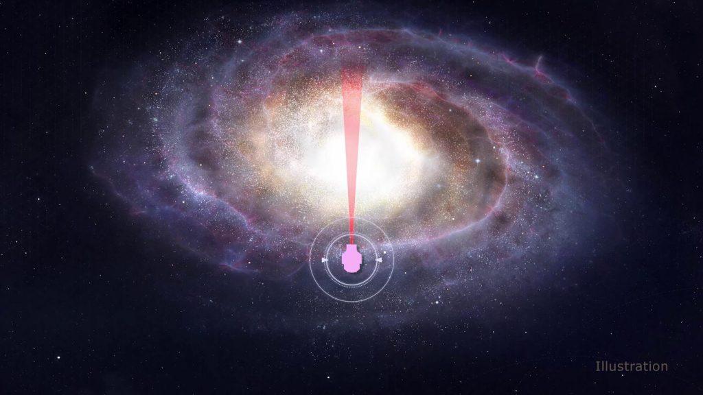 WFIRST utilizará el espacio-tiempo deformado para ayudar a encontrar exoplanetas.