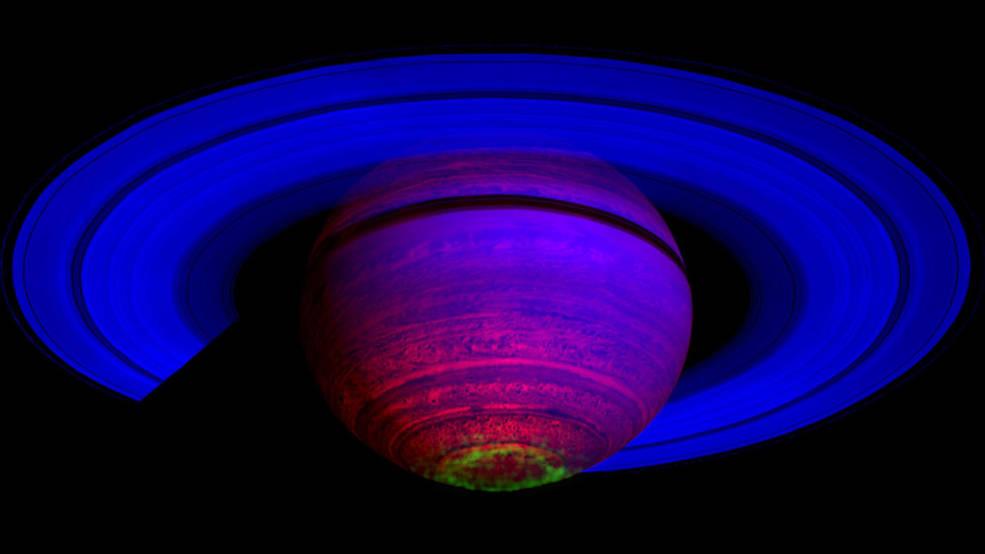 Los datos de Cassini de la NASA pueden explicar el misterio atmosférico de Saturno.
