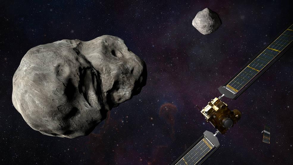 La misión de defensa planetaria de la NASA recibe un nuevo nombre.