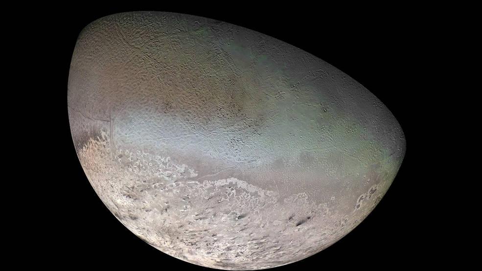 La misión propuesta de la NASA para visitar la curiosa luna de Neptuno, Tritón.