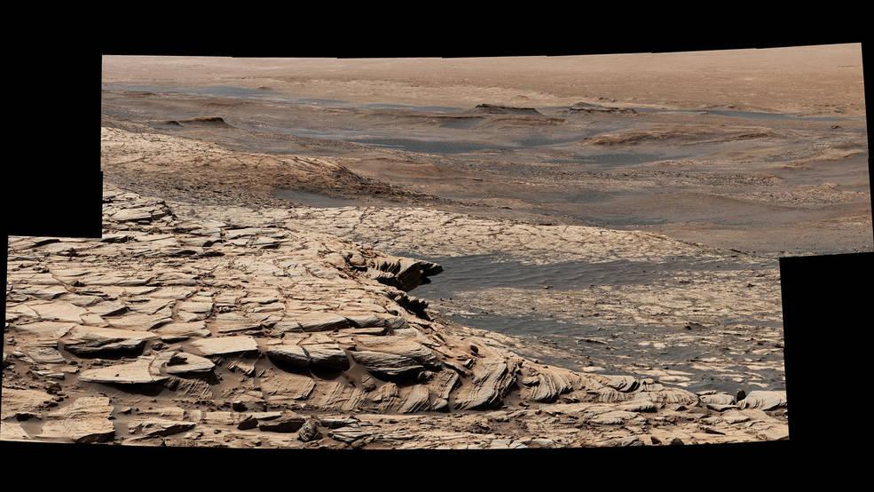 El viaje de verano de Curiosity Mars Rover acaba de empezar