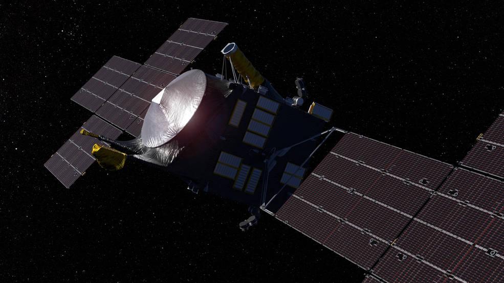 Construyendo Psyche de la NASA: diseño hecho, ahora a toda velocidad con el hardware.