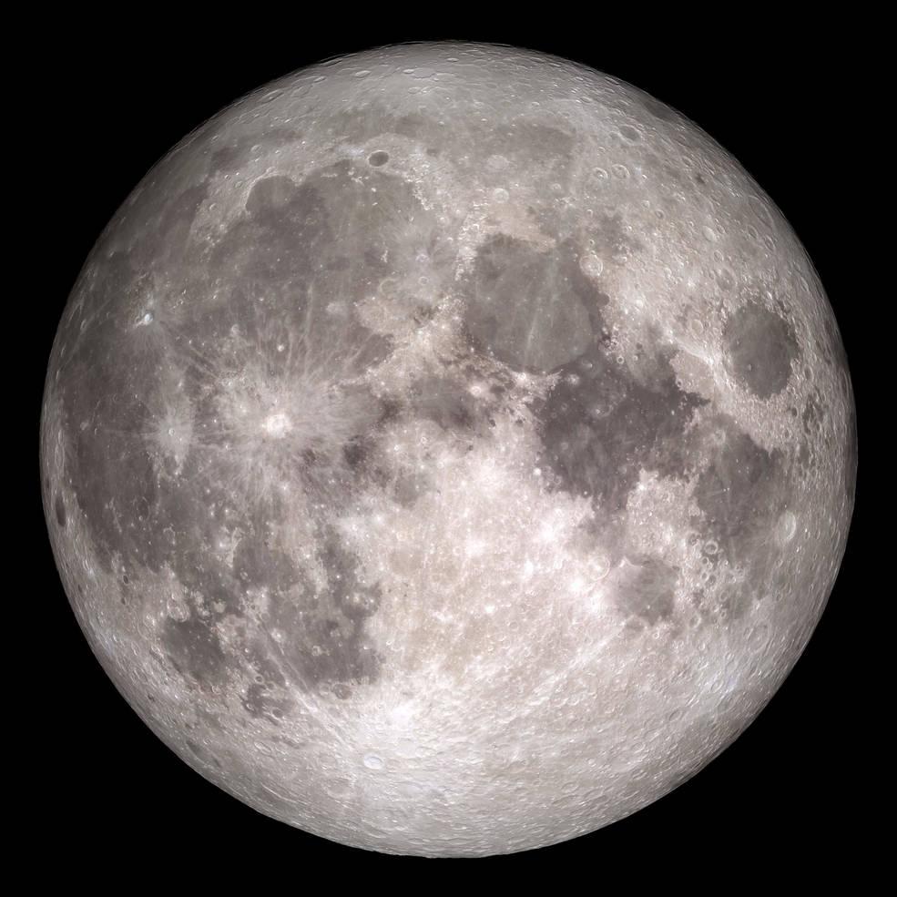 Parece que la Luna es más metálica de lo que se creía…