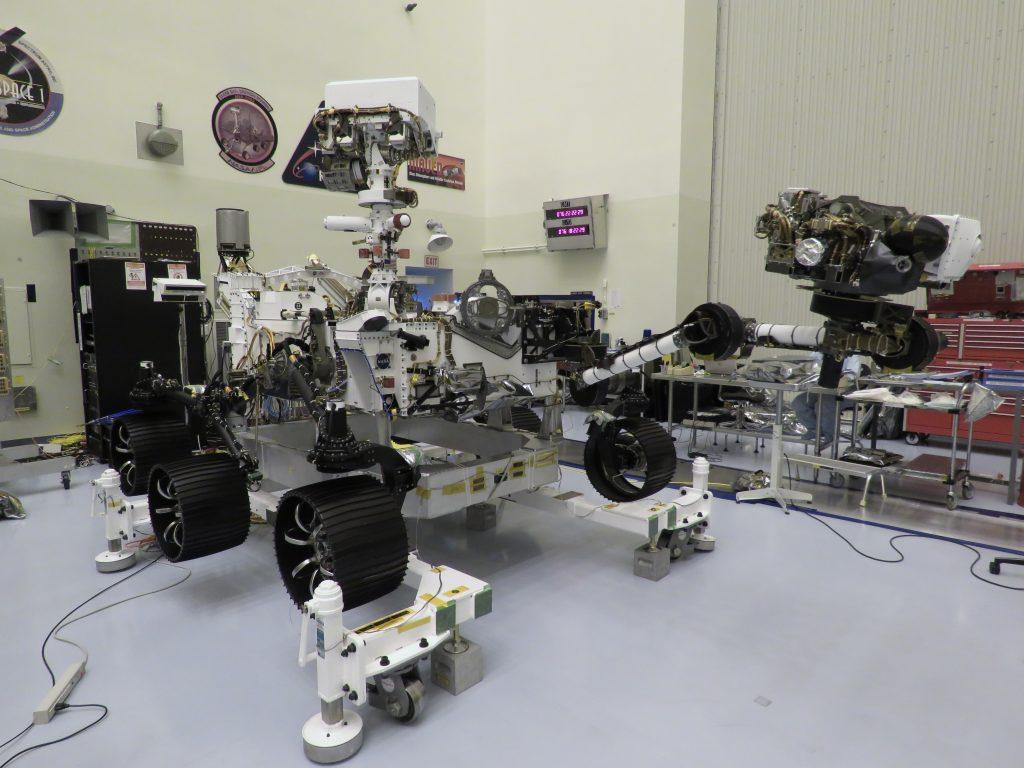 NASA retrasa el lanzamiento de la misión Mars 2020 al próximo 30 de julio.