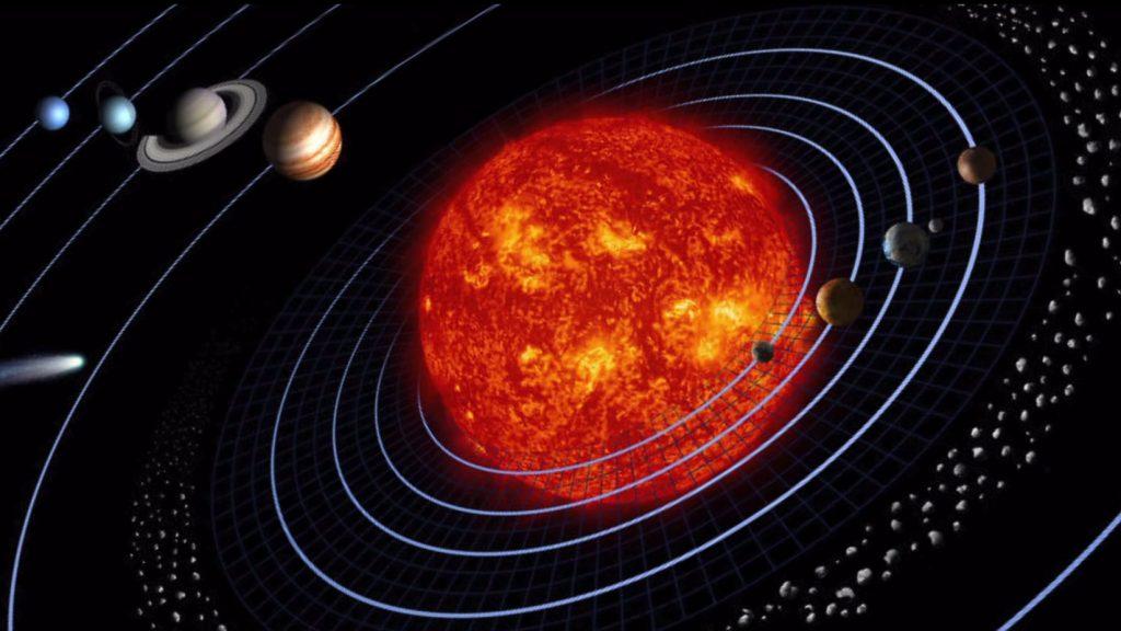 Los astrónomos han ubicado el centro del Sistema Solar con una precisión de más menos 100 metros