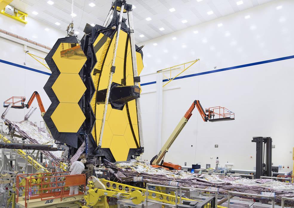 El telescopio espacial James Webb de la NASA completa una prueba integral de sistemas.
