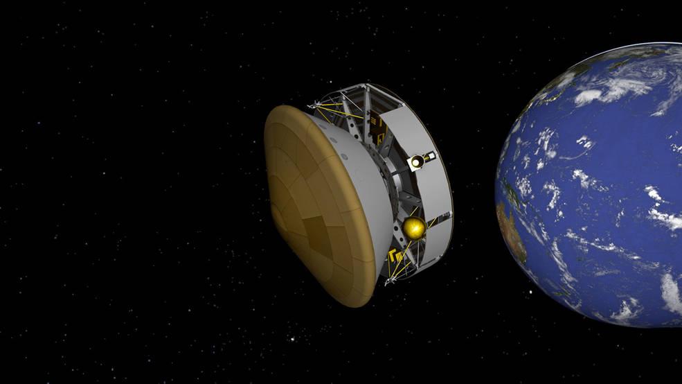 Siga al Rover Perseverance de la NASA en tiempo real en su camino a Marte.