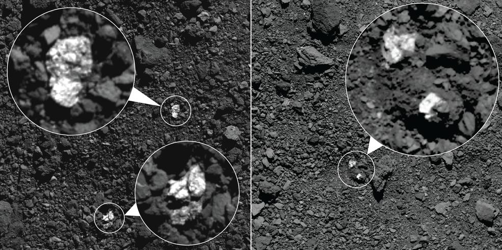 """OSIRIS-REx de la NASA al asteroide Bennu: """"Tienes un poco de Vesta en ti …"""""""