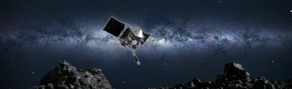 """OSIRIS-REx de la NASA comienza su cuenta regresiva para el """"Touch And Go"""""""
