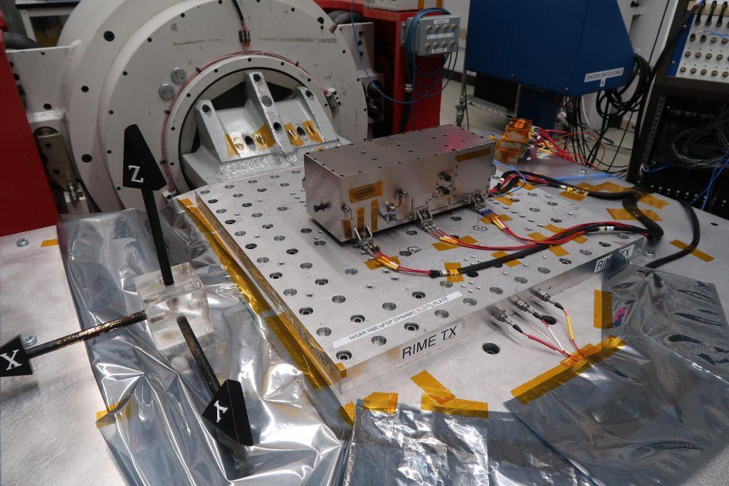 JPL cumple un desafío único y ofrece hardware de radar para la misión JUICE a Júpiter.