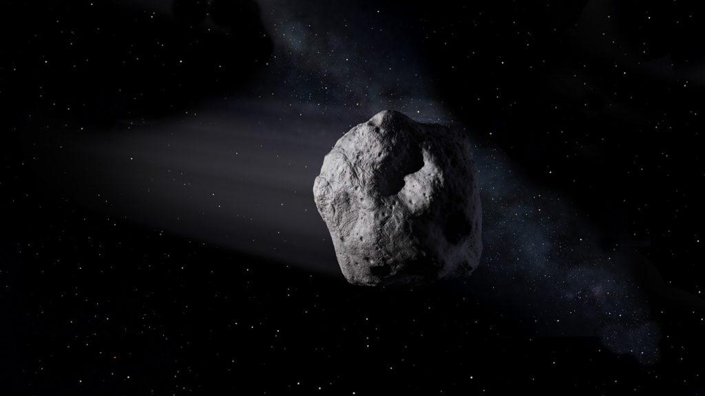 Un asteroide del tamaño de un autobús escolar pasará cerca de la Tierra de forma segura.