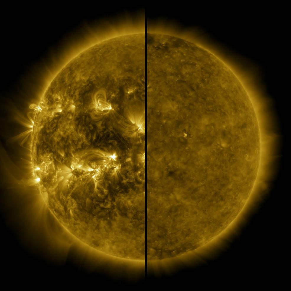 El ciclo solar 25 ya está aquí. Los científicos de la NASA y la NOAA explican lo que significa.