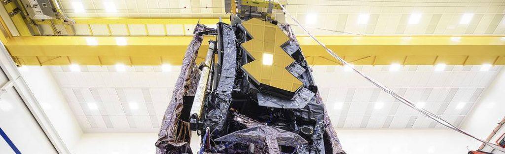 El telescopio espacial James Webb de la NASA completa las pruebas ambientales.