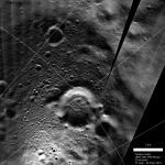 Nombramiento del cráter Tooley