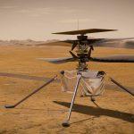 6 cosas que debes saber sobre el helicóptero Ingenuity Mars de la NASA en su camino a Marte.