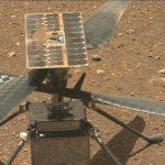La NASA intentará el primer vuelo controlado en Marte este mismo lunes: