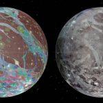 La misión Juno de la NASA, observará de cerca a Ganímedes, una de las lunas de Júpiter