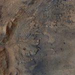 Vamos a aprender más sobre punto de aterrizaje del rover Perseverance en Marte: el Cráter Jezero.