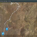 ¿Quieres saber dónde está el rover Perseverance en Marte?