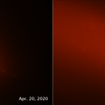 El cometa Atlas puede ser consecuencia de una explosión del pasado