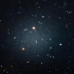 Enigma: la galaxia NGC 1052-DF2 carece casi por completo de materia oscura