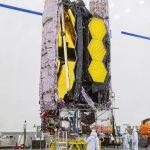 La NASA prepara el telescopio espacial James Webb para su lanzamiento en diciembre